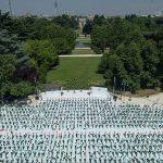 riprese aeree con drone oysho yoga