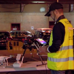 termocamera drone